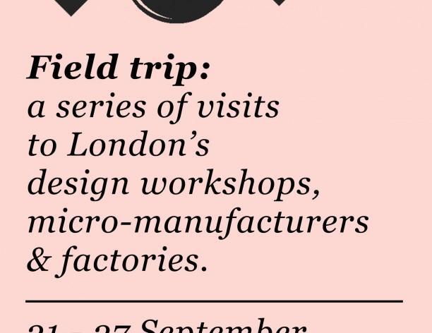 Field Trip, a unofficial LDF event by Just Got Made